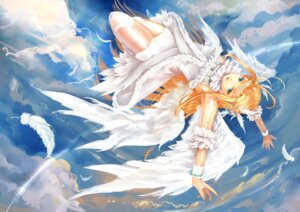 Rating: Safe Score: 36 Tags: dress tagme wings User: LolitaJoy