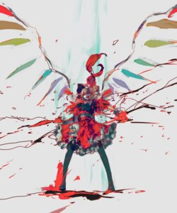 Rating: Safe Score: 20 Tags: flandre_scarlet minase touhou User: Metalic