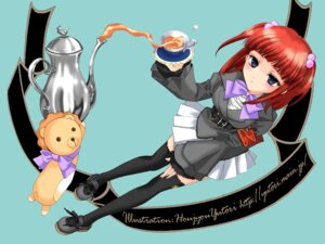 Rating: Safe Score: 6 Tags: thighhighs umineko_no_naku_koro_ni wallpaper yutori_houjyou User: 洛井夏石