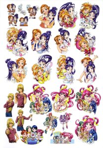 Rating: Safe Score: 4 Tags: akimoto_komachi bike_shorts chibi choppy coco_(pretty_cure) dress flappy futari_wa_pretty_cure_splash_star heels hyuuga_saki kamikita_futago kasugano_urara mimino_kurumi minazuki_karen mishou_mai natsuki_rin natts_(pretty_cure) pretty_cure seifuku syrup_(pretty_cure) yes!_precure_5 yumehara_nozomi User: drop