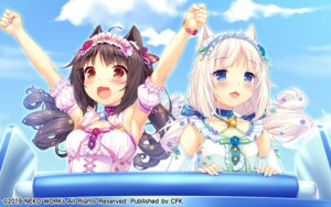 Rating: Safe Score: 16 Tags: animal_ears chocola game_cg neko_works nekomimi nekopara sayori vanilla User: kotorilau