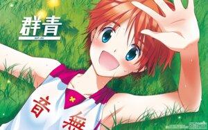 Rating: Safe Score: 4 Tags: kirihara_izumi wallpaper User: Korino