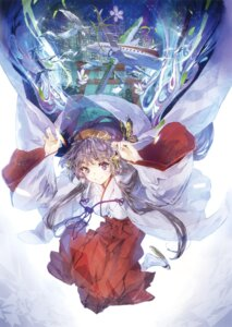 Rating: Safe Score: 54 Tags: miko yuugen User: Twinsenzw