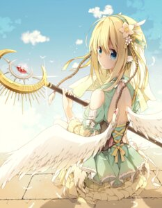 Rating: Safe Score: 49 Tags: dress nana_kusun wings User: tbchyu001