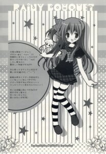Rating: Safe Score: 7 Tags: coconutbless monochrome natsuki_coco seifuku thighhighs User: admin2