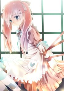 Rating: Safe Score: 19 Tags: alice_kirkland bondage hetalia_axis_powers maid nogi_takayoshi User: ddns001