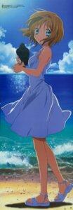 Rating: Safe Score: 35 Tags: air dress fixed horiguchi_yukiko kamio_misuzu summer_dress User: DmitryEV