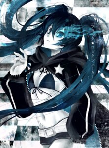 Rating: Safe Score: 10 Tags: bikini_top black_rock_shooter black_rock_shooter_(character) lexi vocaloid User: yumichi-sama