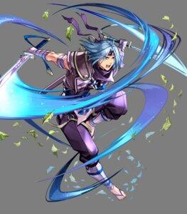 Rating: Questionable Score: 2 Tags: fire_emblem fire_emblem:_souen_no_kiseki fire_emblem_heroes kano_akira ninja nintendo sword zihark User: fly24