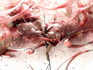 Rating: Safe Score: 39 Tags: hatsune_miku melimeli sakura_miku vocaloid User: Brufh