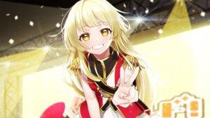 Rating: Safe Score: 17 Tags: bang_dream! the_cold tsurumaki_kokoro uniform wallpaper User: Dreista