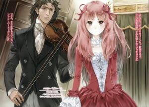 Rating: Safe Score: 38 Tags: dress gakusei_shoujo kishida_mel ludovica_van_beethoven nicolo_paganini screening User: EmilyRainsworth