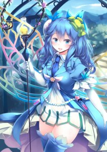 Rating: Safe Score: 25 Tags: aromaseraphy_rosemary dress kanzakietc thighhighs yugioh User: Mr_GT