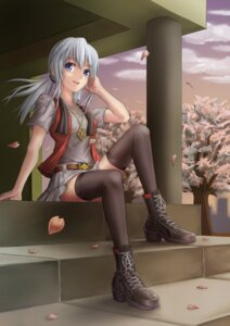 Rating: Safe Score: 36 Tags: funami_daigo heels thighhighs User: fguicvkl
