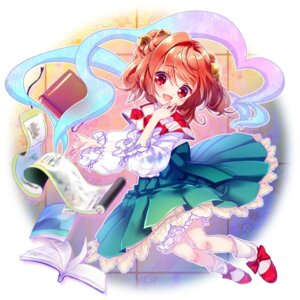Rating: Safe Score: 23 Tags: amo motoori_kosuzu touhou User: blooregardo