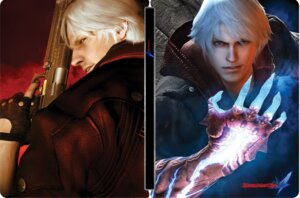 Rating: Safe Score: 3 Tags: cg dante devil_may_cry male nero User: Chaosmage