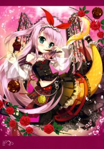 Rating: Safe Score: 44 Tags: cardfight_vanguard fujima_takuya gothic_lolita lolita_fashion mermaid monster_girl see_through tail User: drop