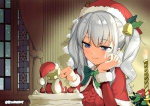 Rating: Safe Score: 49 Tags: christmas kantai_collection kashima_(kancolle) naitou_ryu User: Mr_GT
