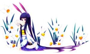 Rating: Safe Score: 24 Tags: akino_sora animal_ears bunny_ears kimono User: charunetra
