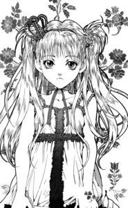 Rating: Safe Score: 6 Tags: dress godchild hakushaku_cain_series lolita_fashion maryweather_hargreaves monochrome yuki_kaori User: Radioactive