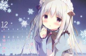 Rating: Safe Score: 16 Tags: calendar maid miyohashi_koori shiratama shiratamaco shugaten!_-sugarfull_tempering- User: Radioactive