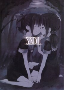 Rating: Safe Score: 22 Tags: kyuri seifuku yuri User: Radioactive
