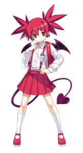 Rating: Safe Score: 25 Tags: cross_edge devil disgaea etna nippon_ichi_software pointy_ears seifuku tail tsunako wings User: Radioactive