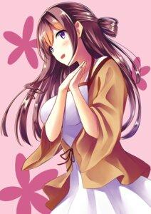 Rating: Safe Score: 28 Tags: dress kyouzuka_shion megurumiru slow_start User: saemonnokami