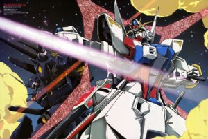 Rating: Safe Score: 9 Tags: gundam gundam_build_fighters kim_sejoon mecha User: drop
