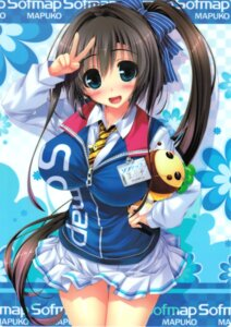Rating: Safe Score: 56 Tags: mapuko oshiki_hitoshi seifuku sofmap User: fairyren