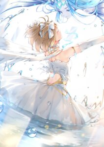 Rating: Safe Score: 29 Tags: card_captor_sakura dress kinomoto_sakura maya_g wet User: Mr_GT