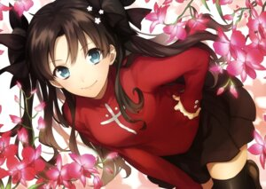Rating: Safe Score: 91 Tags: fate/stay_night nakahara thighhighs toosaka_rin type-moon User: drop