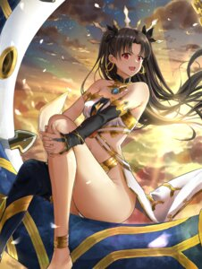 Rating: Safe Score: 30 Tags: bikini_armor fate/grand_order ishtar_(fate/grand_order) k_ryo toosaka_rin User: Mr_GT