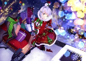 Rating: Safe Score: 38 Tags: christmas dress heels pantyhose rozer User: blooregardo