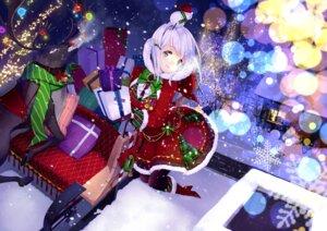 Rating: Safe Score: 39 Tags: christmas dress heels pantyhose rozer User: blooregardo