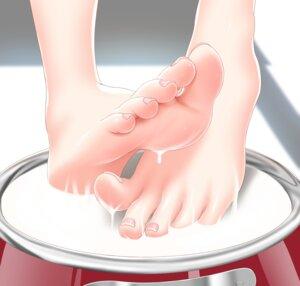 Rating: Questionable Score: 44 Tags: atago_(azur_lane) azur_lane cream feet tagme User: GameVsPlayer