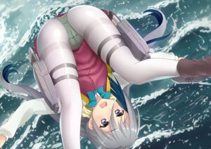 Rating: Questionable Score: 67 Tags: cameltoe kantai_collection kiyoshimo_(kancolle) pantsu pantyhose rikorin seifuku User: peso4eg