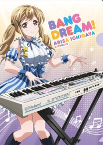 Rating: Safe Score: 29 Tags: bang_dream! dress ichigaya_arisa tagme User: saemonnokami