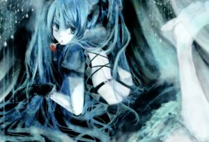Rating: Safe Score: 34 Tags: chroma_of_wall hatsune_miku tansuke vocaloid User: midzki