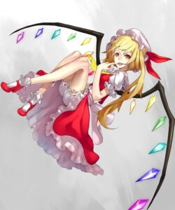 Rating: Safe Score: 9 Tags: flandre_scarlet touhou yucca-612 User: Radioactive