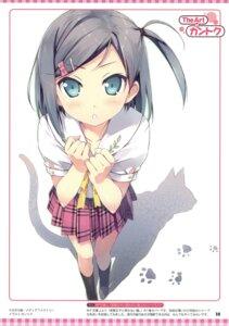 Rating: Safe Score: 48 Tags: hentai_ouji_to_warawanai_neko kantoku seifuku tsutsukakushi_tsukiko User: fireattack