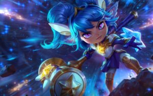 Rating: Safe Score: 8 Tags: animal_ears armor league_of_legends poppy star_guardian_poppy wallpaper weapon User: charunetra