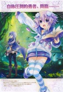 Rating: Safe Score: 14 Tags: choujigen_game_neptune chrom heels neptune thighhighs tsunako yuusha_neptune_sekai_yo_uchuu_yo_katsumoku_seyo!!_ultimate_rpg_sengen!! User: Nepcoheart