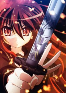Rating: Safe Score: 16 Tags: bel_peol shakugan_no_shana shana sword User: vita