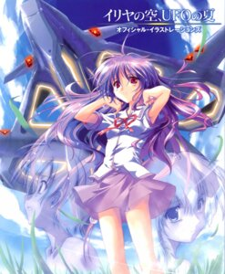 Rating: Safe Score: 12 Tags: iriya_kana iriya_no_sora_ufo_no_natsu komatsu_e-ji seifuku User: Radioactive