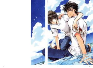 Rating: Safe Score: 2 Tags: clamp gap male monou_fuuma shirou_kamui x User: Share