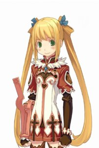 Rating: Safe Score: 9 Tags: jpeg_artifacts ootsuka_shinichirou phara_mir_celestia summon_night summon_night_x thighhighs User: hurtm\onfire