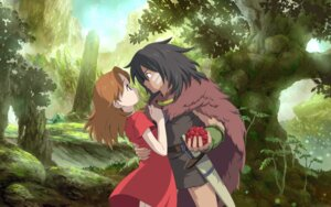 Rating: Safe Score: 11 Tags: arrietty karigurashi_no_arrietty sword wallpaper User: MadMan