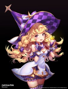Rating: Safe Score: 39 Tags: cleavage dress netmarble_games sindy thighhighs witch User: nphuongsun93