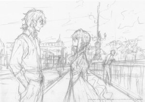 Rating: Questionable Score: 6 Tags: monochrome sketch violet_evergarden violet_evergarden_(character) User: tuyenoaminhnhan